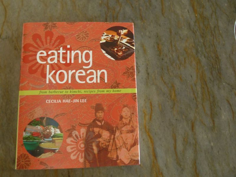 Eating Korean Cookbook