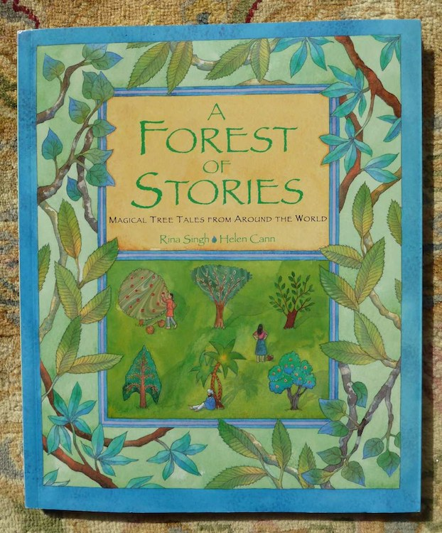 A Forest Of Stories book cover