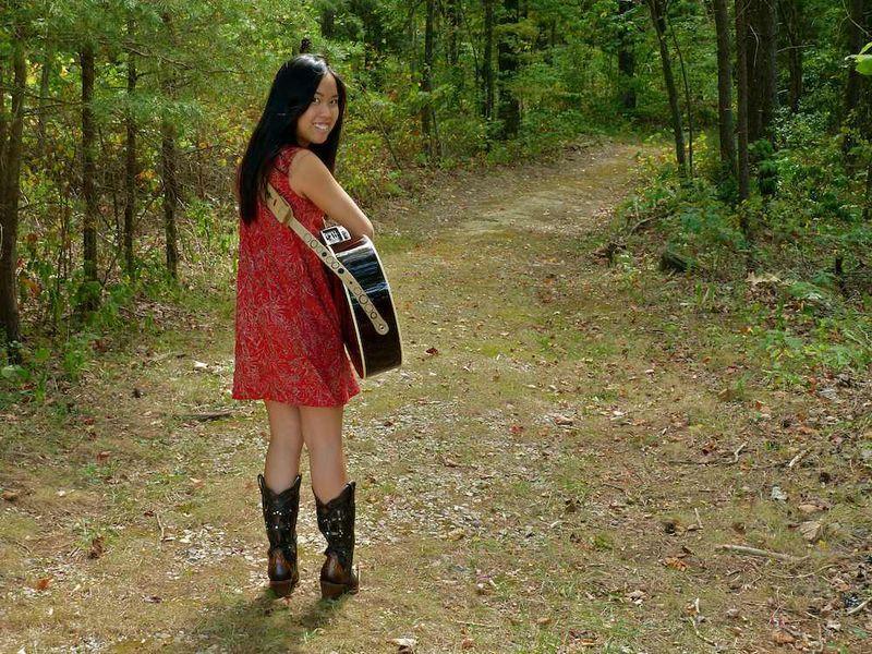 Nica red dress #2
