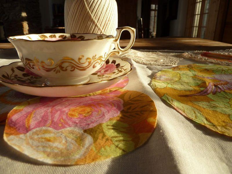 Teacup & crochet #1 2:21:11