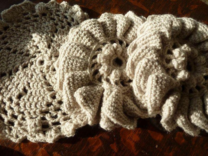 Other crochet work