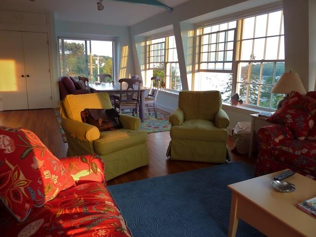 Sofas & thinking chairs