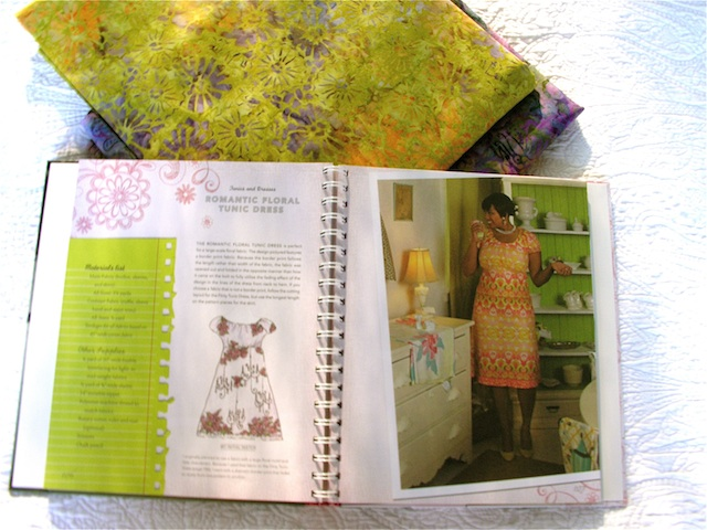 Sew Serendipity dress page