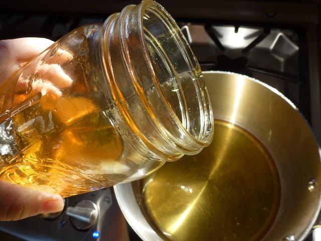 Lemon syrup #2