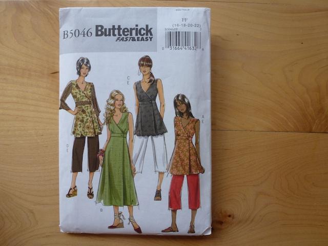 Butterick 5046