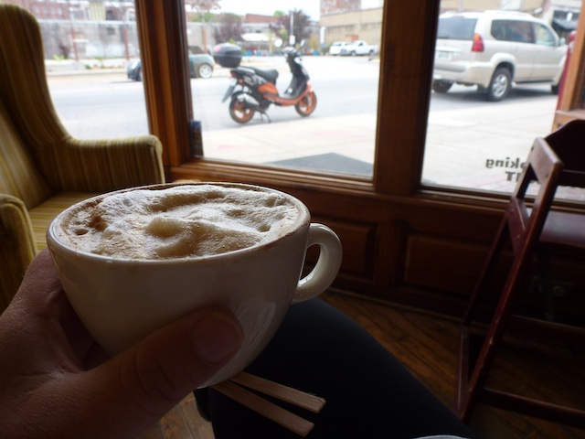 Cappucino in Chattanooga