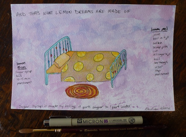 Lemon Dreams #1