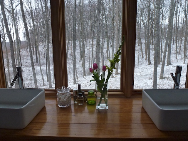 Bathroom flowers 2:2012