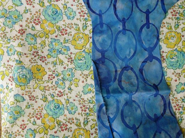 Floral & batik