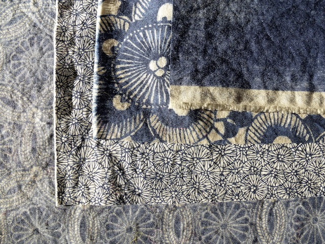 Blue fabrics 9:2012