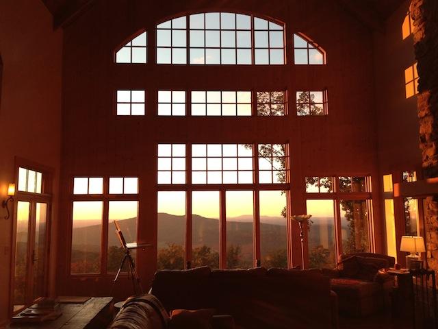 Living room windows fall 2012