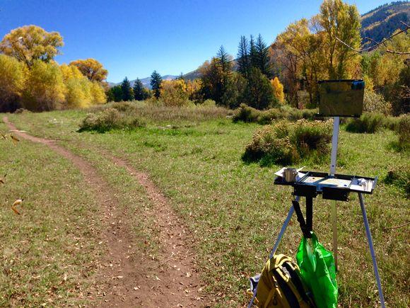 Miller Ranch Trail, Sep 25, 2014