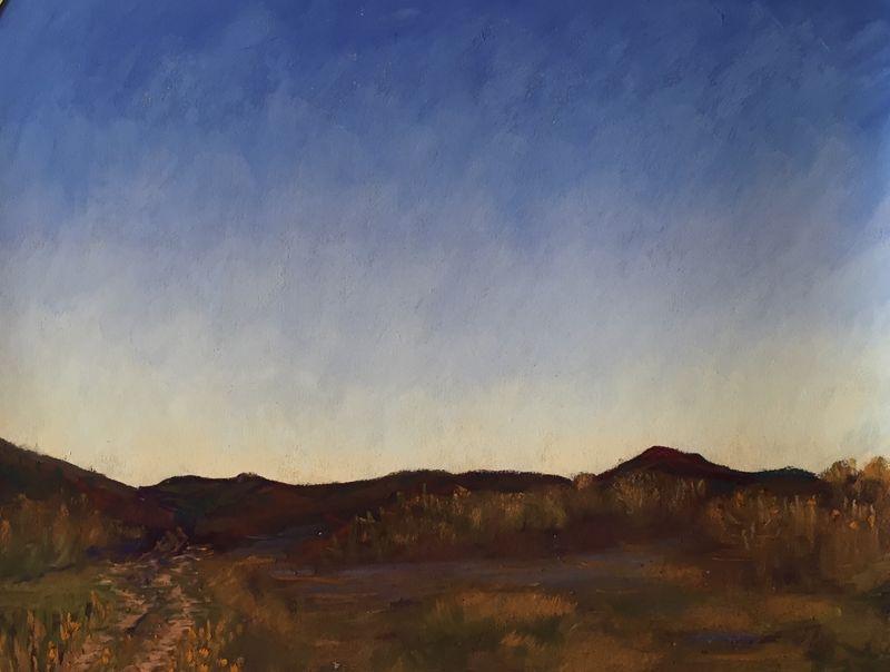 Colorado Mountain Sky